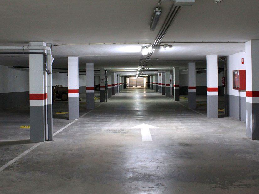 Venta Plazas de Garaje en Teruel